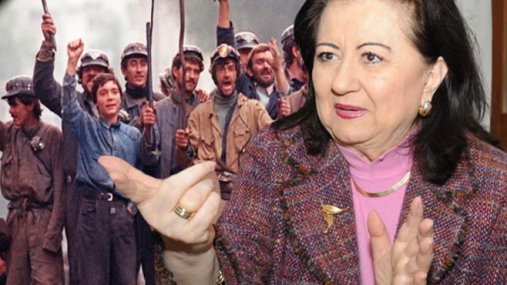 Mioara Roman: Minerii au venit pe bune, nu FSN a început violenţele