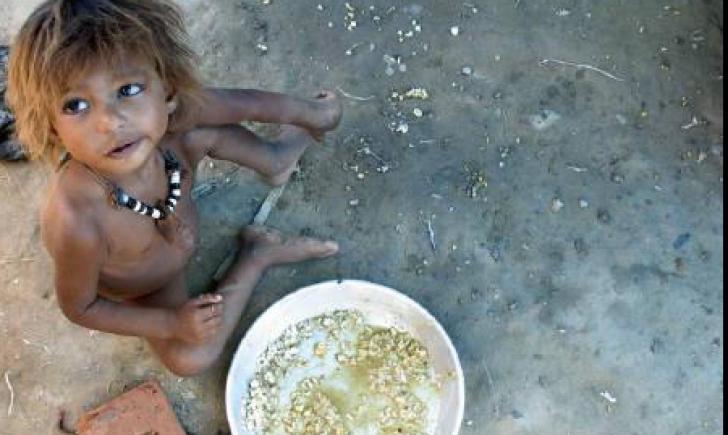 Sărăcie cruntă