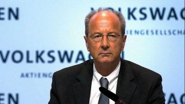 Noul sef al VW