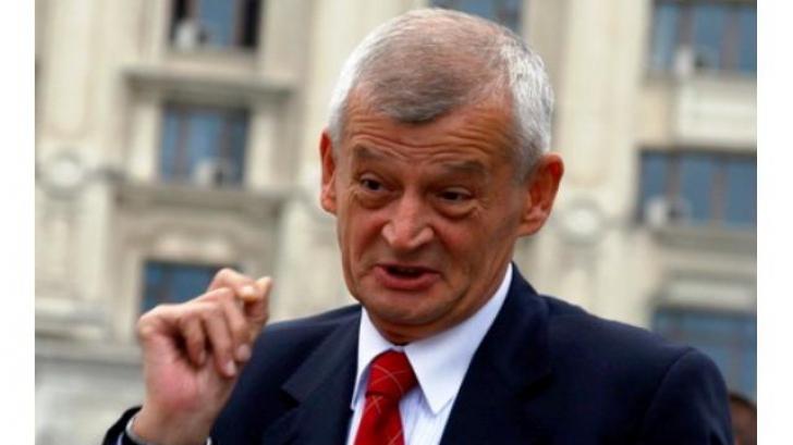 Sorin Oprescu, în faţa judecătorilor de la Tribunalul Bucureşti