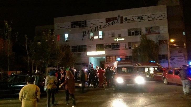 Incendiu în clubul Colectiv din București. 28 de persoane au decedat, 184 au fost rănite. Live Text