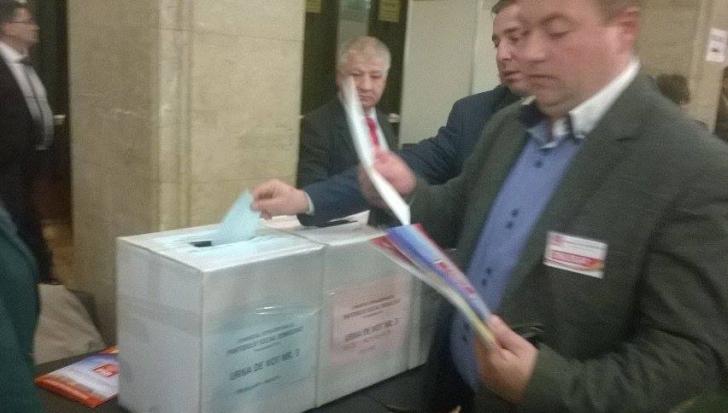 Congres PSD: Dragnea, validat oficial președinte. Zgonea, nr. 2 în partid. Cine sunt vicepreședinții