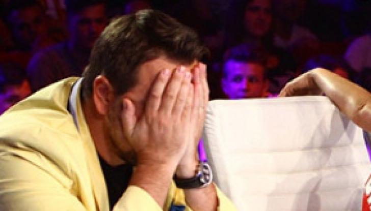 Horia Brenciu a izbucnit în lacrimi. Ce s-a întâmplat