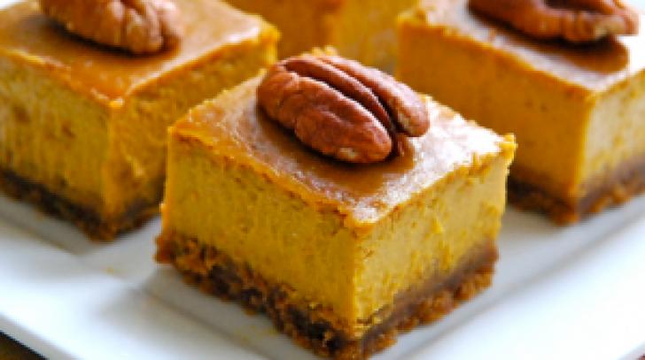 Cum să faci un delicios Cheesecake cu dovleac