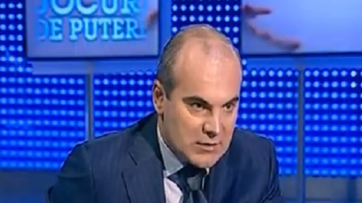 """Emisiunea lui Rareş Bogdan, """"Jocuri de Putere"""", a spulberat concurenţa joi seara"""