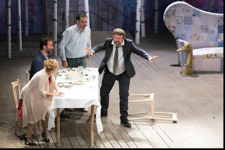 O nouă premieră la Teatrul Bulandra: Rața sălbatică, de Henrik Ibsen, în regia lui Peter Kerek