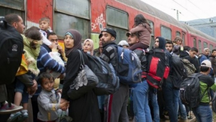 Ministrul de Interne german cere limitarea numărului de refugiați