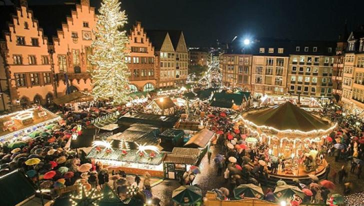 Târg de Crăciun Strasbourg