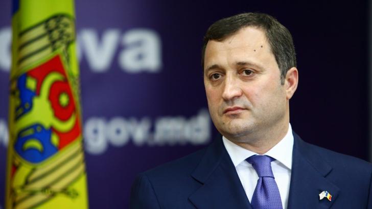 Fostul premier al Moldovei Vlad Filat, aflat după gratii, a intrat în greva foamei