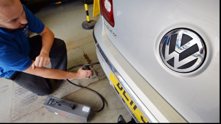Lovitură de teatru în scandalul Volkswagen. Nimeni nu se aştepta la asta