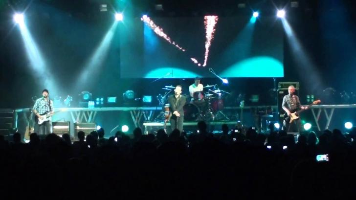Cel mai bun tribut U2 - Zen Garden, pe 15 octombrie la Hard Rock Cafe
