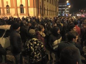 Protest Braşov
