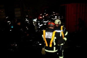 Imagini dramatice: Intervenția ISU la Club Colectiv