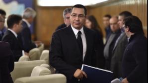 Guvernul Ponta, la final