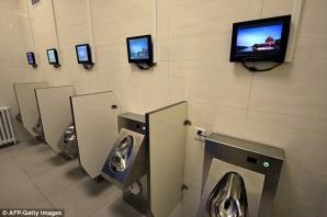 WC-urile viitorului la Beijing