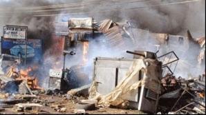 Atentat cu bombă în Nigeria