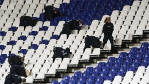 Posibilă alertă teroristă. Meciul amical Germania - Olanda a fost anulat. Stadionul a fost evacuat