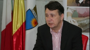 Adrian Stan, primarul orașului Techirghiol