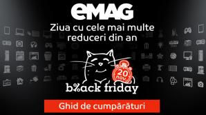Black Friday 2015 începe la eMAG în zori. Elefant și evoMAG încep mult mai devreme