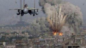 Mii de persoane au protestat la Londra contra planului de lovituri aerieni în Siria