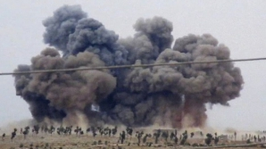 Rusia continuă bombardamentele masive împotriva Statului Islamic