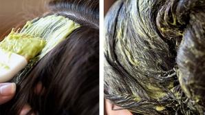 Cea mai eficientă mască pentru creșterea părului