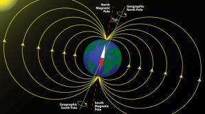 Câmpul magnetic al Pământului: Când va avea loc următoarea inversare a polilor