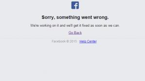 Facebook-ul a picat. Ce au văzut utilizatorii când au încercat să acceseze site-ul