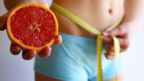 Dieta cu grepfrut: slăbeşti 3 kg în 7 zile