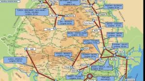 Autostrada, prioritară în Master-Plan