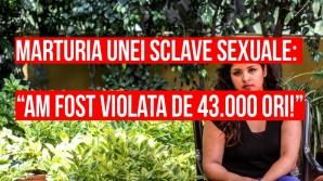 Mărturisirile cutremurătoare ale unei sclave sexuale ce a fost violate de 43.000 de ori