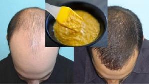 Masca făcută acasă, extrem de eficientă pentru creşterea părului
