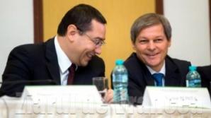 Ponta nu votează Guvernul Cioloș
