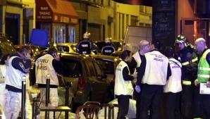 Mărturii din infern: Teroriştii erau foarte calmi, tăceau şi trăgeau. Oamenii cădeau seceraţi