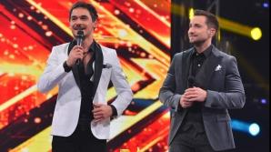 Răzvan si Dani, Factorul X