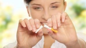 Renuntare fumat
