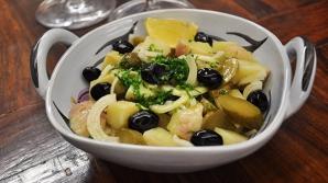 Cea mai bună salată orientală de post