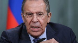 Avion rus doborât. Serghei Lavrov își anulează vizita în Turcia