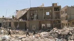 Anunţ de ultimă oră. Germania nu exclude posibilitatea de trimitere de trupe în Siria