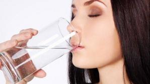 Avantajele consumului de apă minerală
