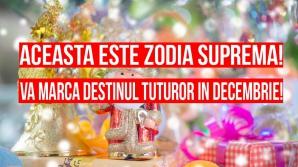 Zodia care va marca destinul TUTUROR în luna decembrie