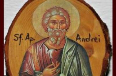 30 noiembrie. Cine a fost Sfântul Apostol Andrei, cel Întâi chemat, Ocrotitorul României