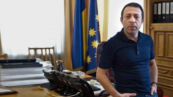 Cutremur în Ucraina: Un milionar, unul dintre cei mai puternici oameni din țară, arestat