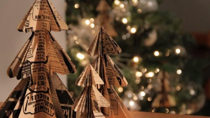 Idei simple și cu gust pentru decorațiuni de Crăciun