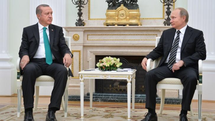 Răspunsul Moscovei. Rusia a impus sancțiuni economice Turciei după doborârea avionului