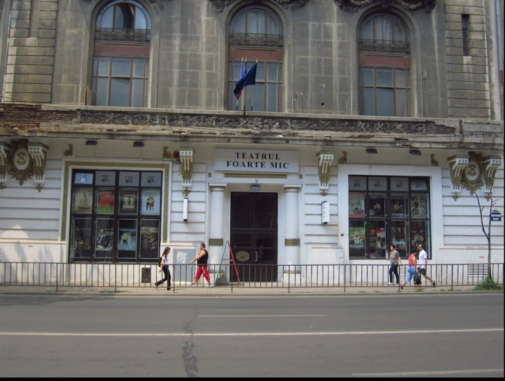 După Notarra, un alt teatru celebru din Bucureşti se închide