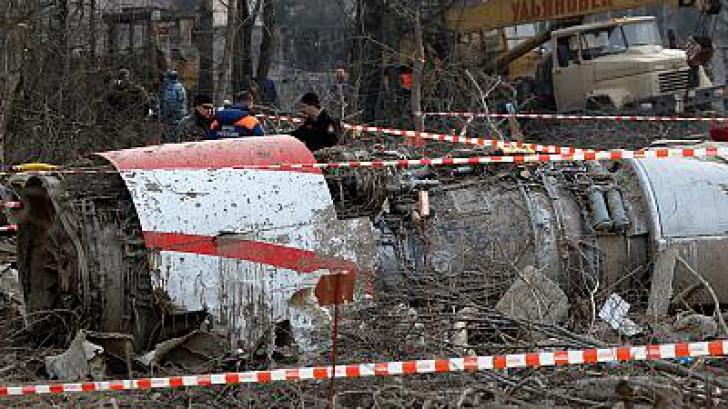 Polonia ar putea da Rusia în judecată, acuzând tergiversări în ancheta accidentului de la Smolensk