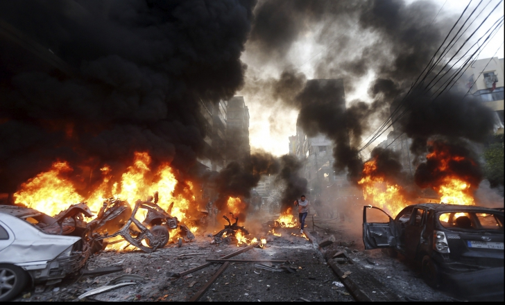 Explozie masivă la Stockholm. Centrul capitalei suedeze, afectat de deflagrație