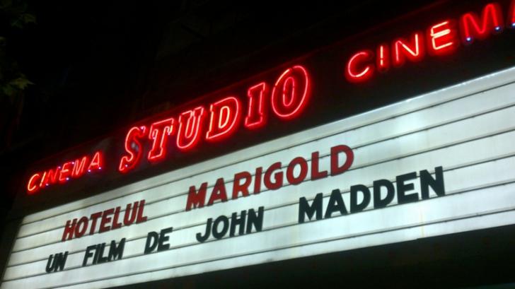 """Cinema Studio din Capitală a fost închis. Clădirea va primi """"bulina roşie"""""""