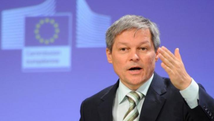 Premierul Dacian Cioloş, despre reformă şi absorbţia fondurilor europene: Nu a fost voinţă politică